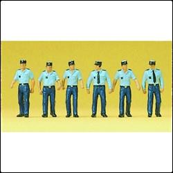 10341 Полиция в летней форме Франция - фото 10572