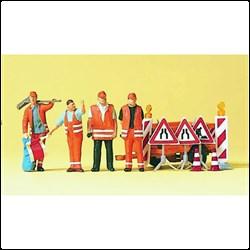 10347 Дорожные рабочие+аксессуары  - фото 10574