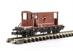 377-527B Tормозной вагон  - фото 10583