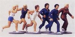 H0 2355 Бегущие атлеты - фото 10651