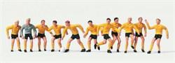 H0 2498 Футбольная команда - фото 10654