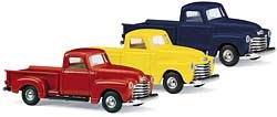 48283 Chevrolet Pick-up желтый - фото 10673