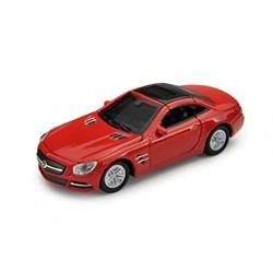 41640 Mercedes-Benz 500 SL 2012, красный - фото 10850