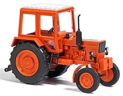 51300 Трактор БЕЛАРУСЬ МТС 80 оранжевый - фото 12030