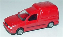 10850 VW Caddy II грузовой (красный) - фото 12148