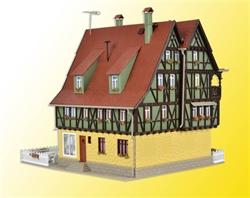 43695 Дом с кафе-бистро (вкл.освещение) - фото 12251