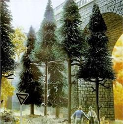 6410 Деревья Ели 110-140мм 6шт. - фото 12303