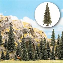 6475 Деревья Пихты 60-135мм 10шт. - фото 12306