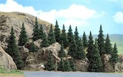6469 Деревья Пихты 40-90мм 25шт. - фото 12308