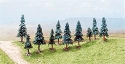 6509 Деревья Ели 30-50мм 10шт. - фото 12312
