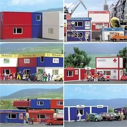 1031 Жилые и офисные контейнеры (6шт) - фото 12317