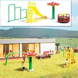 1163 Игровая детская площадка - фото 12329