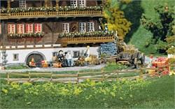 180406 Забор садовый и в поле 2360 мм - фото 12347