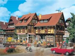 43692 Дом с цветочным магазином (романтик-коллекция) - фото 12360