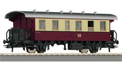 54334 Пассажирский 2-ос.вагон 2 кл., H0, III, DR - фото 12390