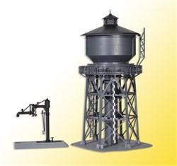 39328 Водонапорная башня с водяным краном - фото 12449