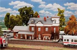 191717 Вокзал Nieder-Ramstadt-Traisa - фото 12493