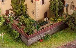 180941 Забор стенное покрытие - фото 12509