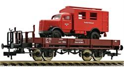 525302 Платформа X 05 + грузовик, II, DRG 37-49 - фото 12547