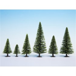 26825 Деревья Ели серебристые 5-14см (25шт) - фото 12558