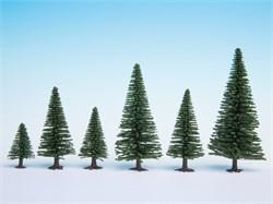 26822 Деревья Ели высокие 16-19см (10шт) - фото 12567