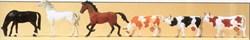 75019 Лошади и коровы  - фото 12637