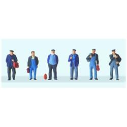 75051 Рабочие и докеры - фото 12644