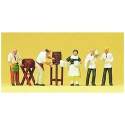 10210 Официанты, бармен, сомелье - фото 12674