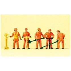 14035 Путевые рабочие - фото 12720