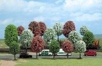 6584 Весенние деревья 18шт. 40-70мм - фото 12892