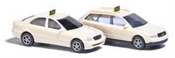 8341 Taxi-Set Mercedes C-Klasse+Audi A4 Avant - фото 12907