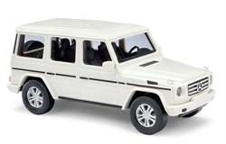 51451 Mercedes-Benz G-Klasse 08, белый - фото 12929