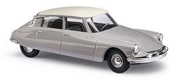 48027 Citroen DS19 (1955), 2-хцветный серо-лиловый - фото 12939
