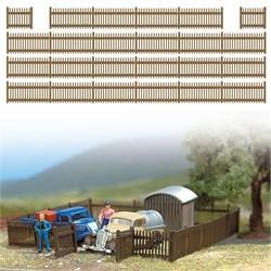 6007 Забор - штакетник 120см - фото 12966