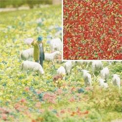 7357 Флок летние цветы 200мл - фото 12979