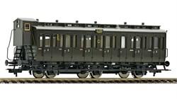 507007 Пассажирский вагон C3 pr11 3 кл., H0, II, DRG - фото 13097