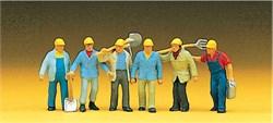 10033 Дорожные рабочие - фото 13117