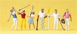 10231 Игроки в гольф - фото 13141
