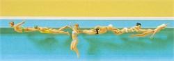 10306 Купающиеся, пловцы - фото 13156