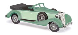 41335 Horch 853 Cabrio открытый зеленый - фото 13157