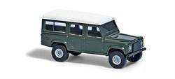 8371 Land Rover Defender зеленый - фото 13162