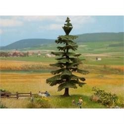 21823 Северная елка 14,5см деревья - фото 13166
