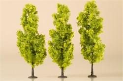 70939 Деревья лиственные (3) светло-зеленые 15 см - фото 13248