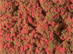 76932 Луг с красными цветами (мат 90х150мм) Флок  - фото 13261