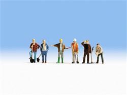 15110 Рабочие на стройке - фото 13291