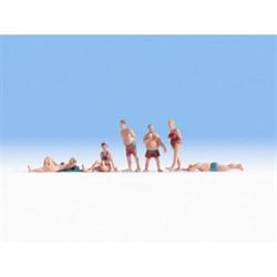 15841 На пляже - фото 13351