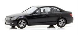 89138 Mercedes-Benz C-Klasse, черный - фото 13379