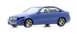 89139 Mercedes-Benz C-Klasse, синий - фото 13380