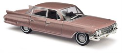 201124172 Cadillac Sedan deVille, розовый металлик - фото 13382