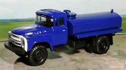 RUSAM-ZIL-130-65-700 Автомобиль цистерна для транспортировки питьевой воды ЗИЛ 130, 1:87, 1963—1986, СССР - фото 13521